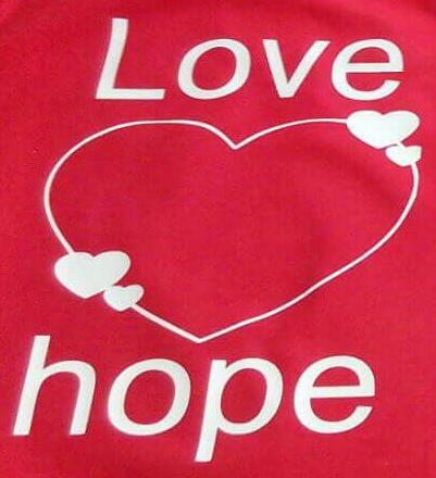 TEAM LOVE HOPE